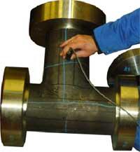 Диагностирование трубопроводов различного назначения современными методами неразрушающего контроля