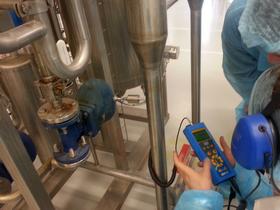 Техническое диагностирование систем и оборудования, работающих под давлением